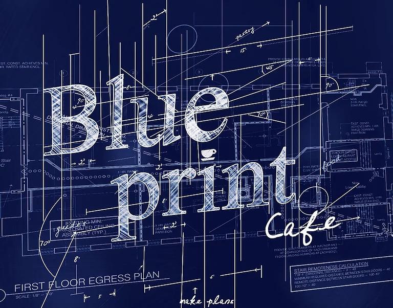 blueprint cafe
