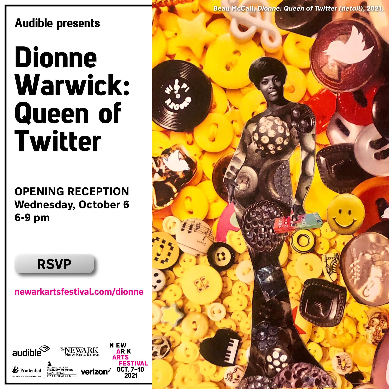 Dionne Warwick Queen Of Twitter