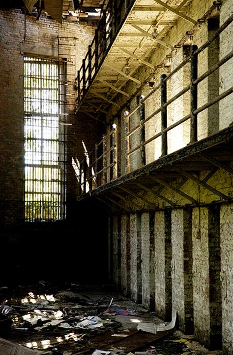 Newark Jail 1